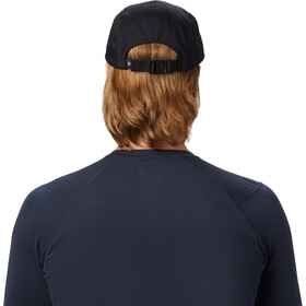 Mountain Hardwear Logo Nylon Gorra, black
